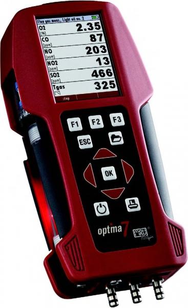 Optima 7 –  портативный газоанализатор