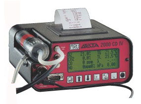 Delta 2000 –  портативный газоанализатор
