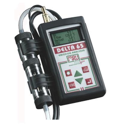 Delta 65 –  портативный газоанализатор