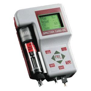 Spectra 1600 –  портативный газоанализатор