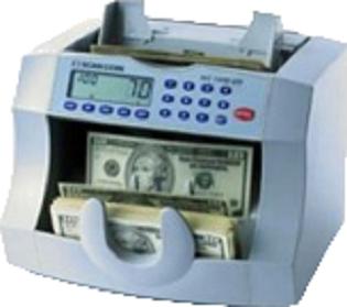 Счетчик банкнот SCAN COIN серии SC 1500