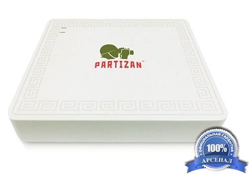 Видеорегистратор Partizan CHD-68EVH 2.0