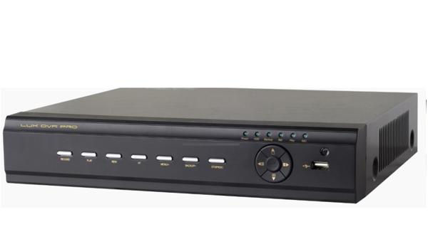Видеорегистратор Lux DVR Eco 08-FX3