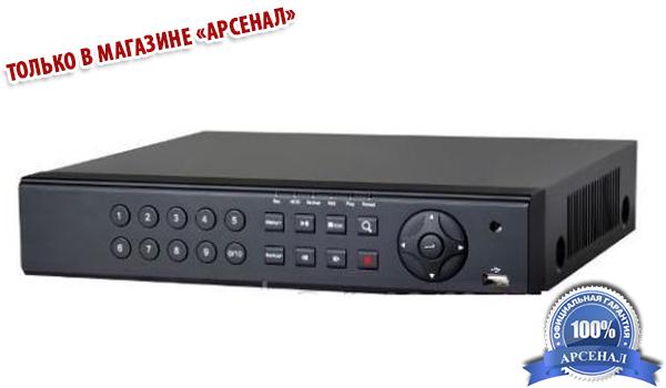 Видеорегистратор TVT TD-2308SE-B