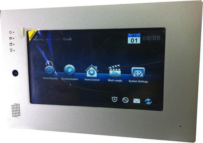 Монитор для IP домофонной системы BAS AP-07 S v3