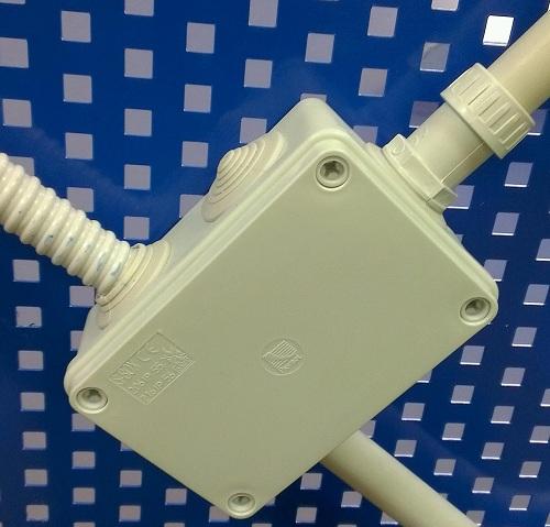 RGD-SBOX516 соединительная коробка IP56, 240x140x90