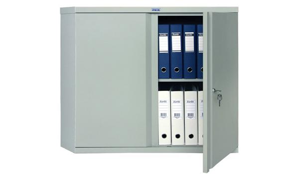 Шкаф для офиса - ПРАКТИК AM - 0891