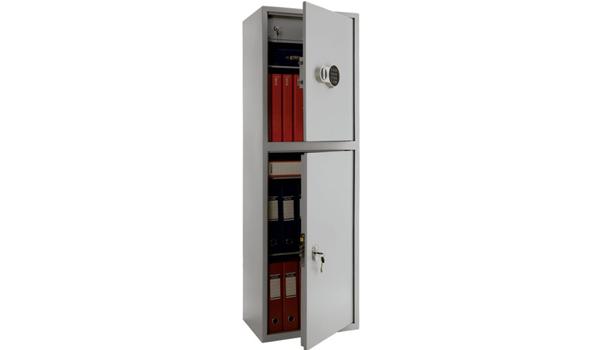 Бухгалтерский шкаф - ПРАКТИК SL-150 2Т EL