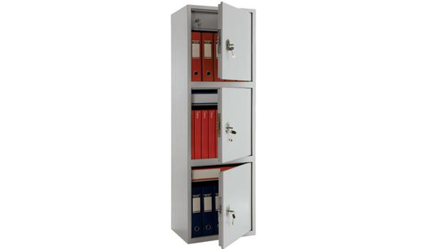 Бухгалтерский шкаф - ПРАКТИК SL-150 3Т