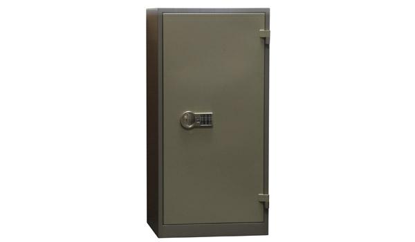 Шкаф огнестойкий сейфового типа для офиса - VALBERG BM-1260EL