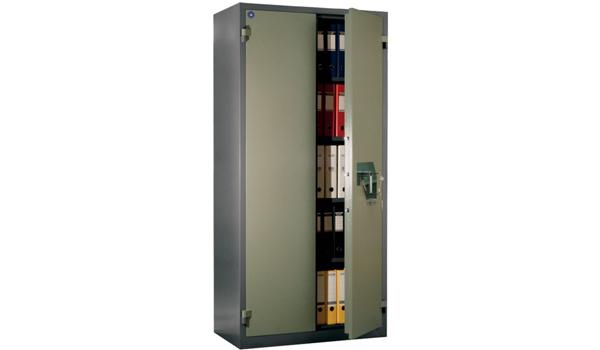 Шкаф огнестойкий сейфового типа для офиса - VALBERG BM-1993KL