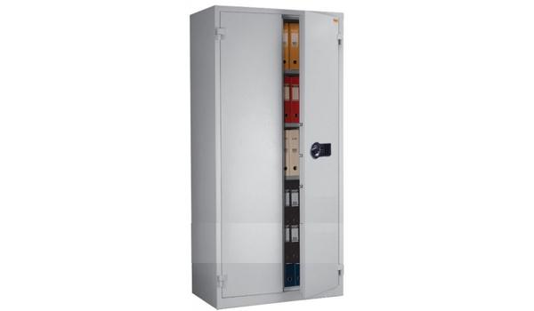 Шкаф огнестойкий сейфового типа для офиса - VALBERG BM-1993EL