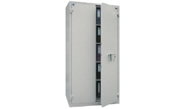 Шкаф огнестойкий сейфового типа для офиса - VALBERG BM-1993