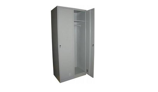 Шкаф для одежды IPCOM ШМО 22-01-08х18х05-Ц-7035