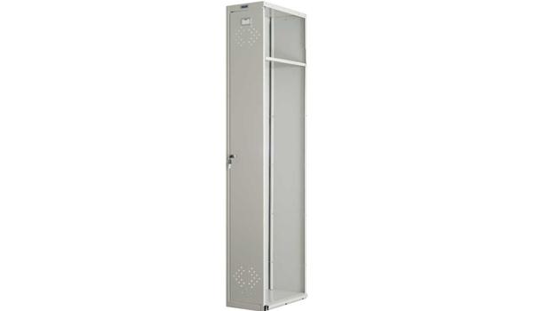 Шкаф для раздевалок - ПРАКТИК LS-001 (приставная секция)