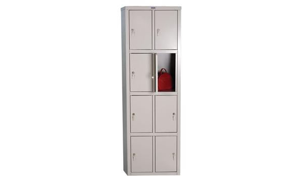 Шкаф для раздевалок - ПРАКТИК LS-24 EL