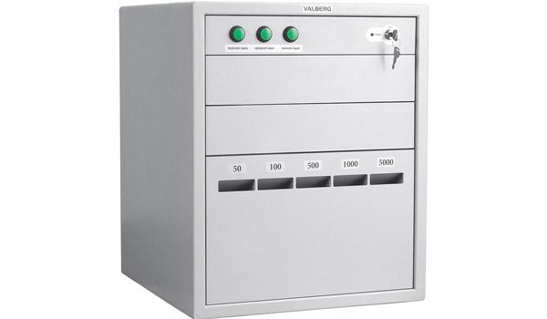 Темпокасса - VALBERG TCS 110 А с аккумулятором