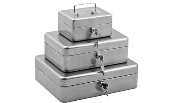 Металлическая коробка (кэшбокс) TS 0010