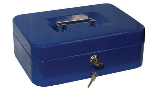 Металлическая коробка (кэшбокс) TS 0038