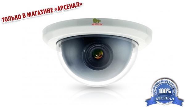 Купольная HD-SDI камера Partizan CDM-32HD-SDI