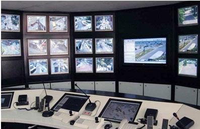 Установка систем видеонаблюдения, монтаж видеокамер