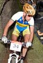 15.06.2008. Сергей Рысенко - победитель гонки в Австрии (UCI-1)