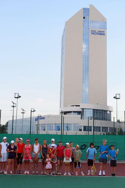 «Солнечная ракетка» завершила отбор на «Мастерс»