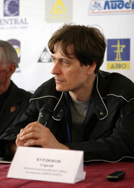 Сергей Курдюков: «Гран-при Донецка сделает велоспорт популярным в Украине» (видео)