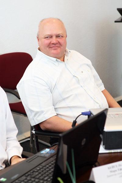 День рождения главного руководителя донецкого спорта. Сергею Козлову – 47 лет!