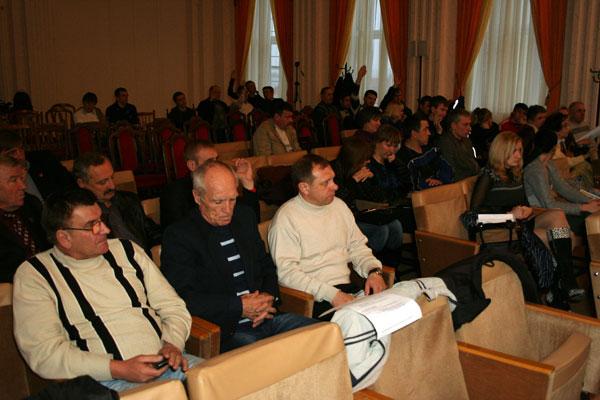 Пять часов на обсуждение проблем и перспектив велоспорта Донецкой области