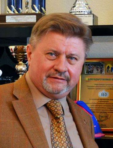 Виталий Ковальчук: «2012-й год для СК «ИСД» начался весьма плодотворно»