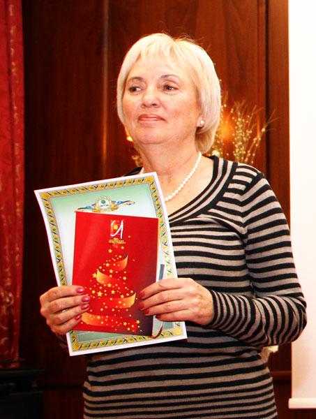 Авторитетный тренер «Локомотива» принимает поздравления. День рождения Ольги Мавродий