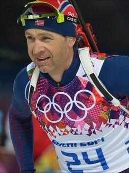 Феноменальный Уле! Бьорндален в 40 лет выигрывает седьмое золото Олимпиады
