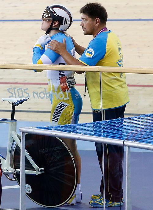 Лондон-2012, велотрек, спринт. Любовь Шулика - в 1/8 финала