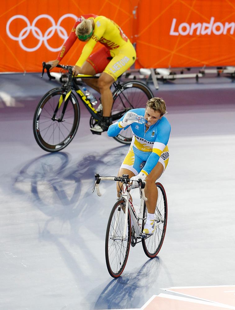 Лондон-2012, велотрек, спринт (Ж) 1/4 финала: снова Шулика - Меарс