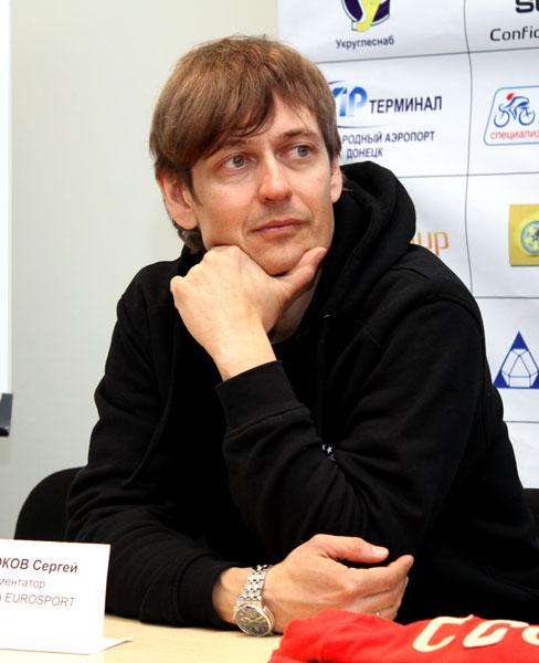 Сергей Курдюков: