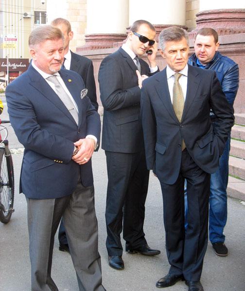 Представители МСК «ИСД» стали участниками фотосессии для журнала Forbes Украина
