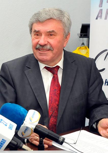 Юбилей руководителя спорта Донецкой области. Виктору Кирбабе - 65!