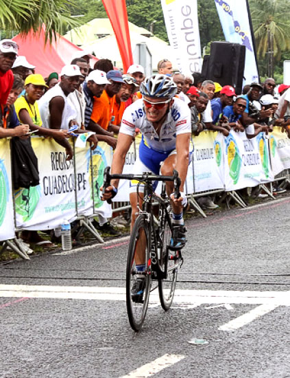 Тур Гваделупы. Событийное воскресенье и пятое место Александра Шейдика в генеральной классификации