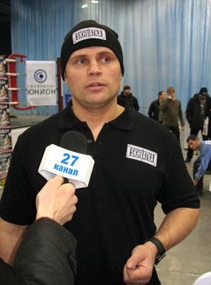 Юрий Киселев: «Стремимся к тому уровню турниров, который есть в Японии и США»