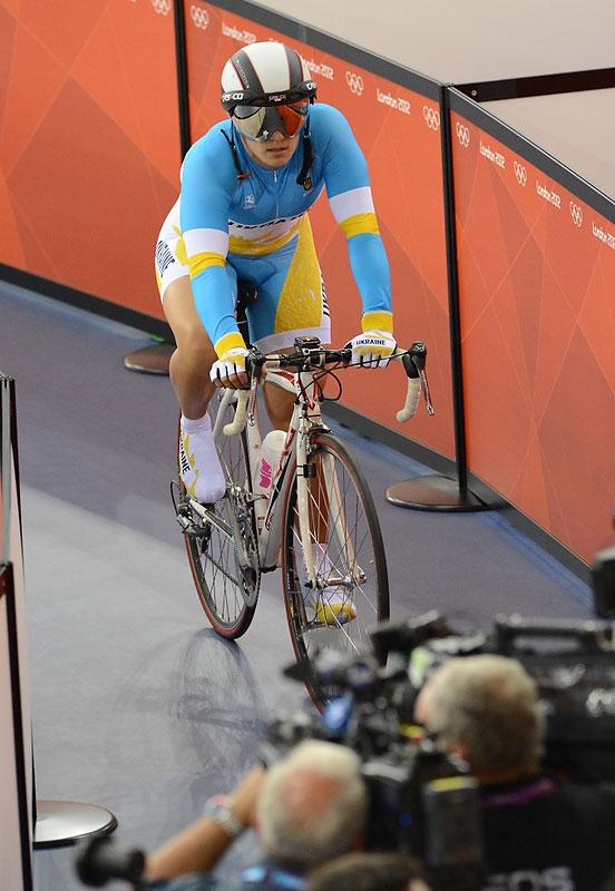 Лондон-2012, велотрек, спринт (Ж). Шулика - седьмая, медали будут разыграны завтра