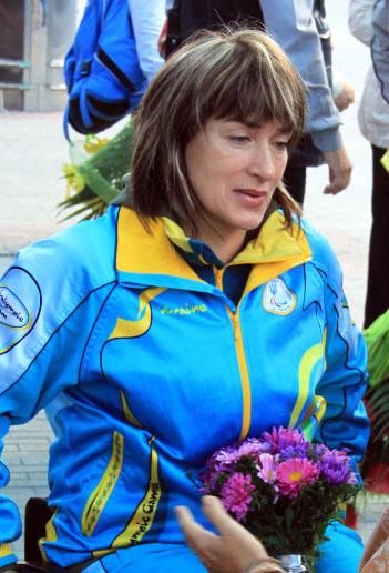 Алла Горлина завоевала «бронзу» на чемпионате Европы в Страсбурге!