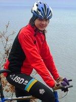 ТЕТЕРИЧ Анжелика (велоспорт, шоссе, трек)