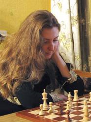 ЧЕРЕДНИЧЕНКО Елена (шахматы)