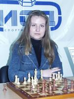 ЧЕРЕДНИЧЕНКО Светлана (шахматы)
