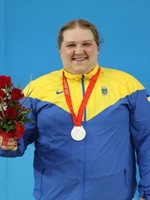 КОРОБКА Ольга (тяжелая атлетика)