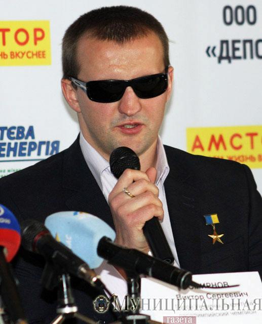 Герой Украины мечтает о мире и согласии. День рождения Виктора Смирнова