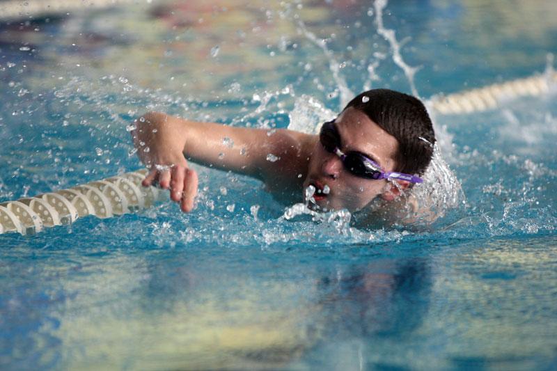 В Донецке прошел 8-й международный турнир по плаванию на призы Виктора Смирнова