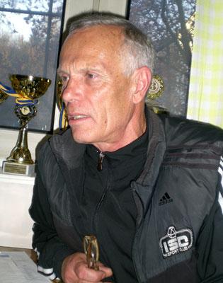 Виктор Татаренко: «Когда в армии стал дембелем начал себя истязать велоспортом»