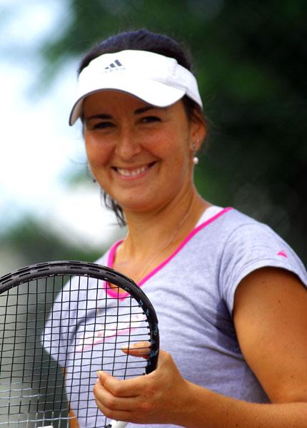 Юлия Бейгельзимер: «Стараюсь играть в теннис, позволяющий двигаться вперед»